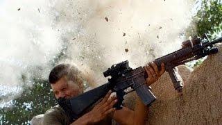 Video U.S. Marines in Combat with Insurgents - Heavy Firefight in Afghanistan near Sangin MP3, 3GP, MP4, WEBM, AVI, FLV Januari 2019