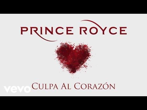 Letra Culpa al corazón Prince Royce