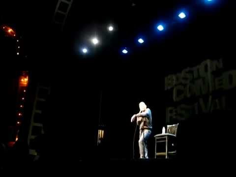 Bill Burr - Boston Comedy Awards 11-12-2011