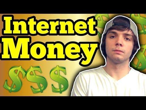 INTERNET MONEY