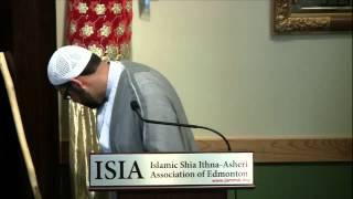 Id-ul-Fitr Sermon by Shaykh Faiyaz Jaffer