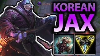 Click this to enter $1000 RP Giveaway: http://bit.ly/2sDKNrT Who needs a team when you've got this Jax build Playing League of ...