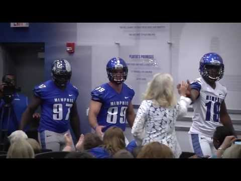 Memphis - The Memphis football team had a surprise in store for Tiger fans in attendance at the 2nd annual Football by Fuente Women's Clinic on Thursday night, unveili...