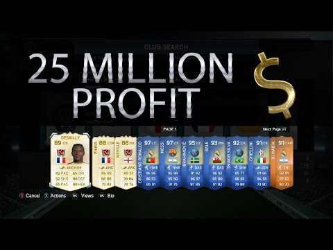 million - Yeah... The best profit I will make on any FIFA A LIKE?!! :) FIFA COINS £3 100k + INSTANT http://www.utcoins4u.com Use the discount code