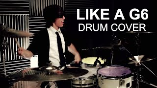 Ricky - FAR EAST MOVEMENT - LIKE A G6 (Drum Cover)