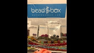 Enjoy this review of the latest Dollar Bead Box and Dollar Bead BagLink to website:http://www.dollarbeadbox.comhttp://www.dollarbeadbag.com