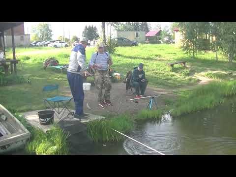 Видео отчет о рыбалке за 24 августа 2019