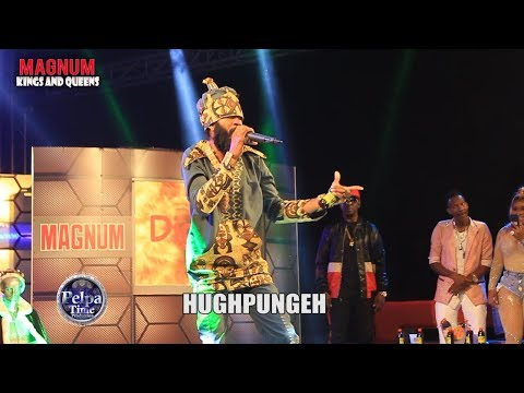 HUGHPUNGEH Performance at Magnum Kings And Queens Season  11 (march 03, 2018)