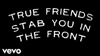 Bring Me The Horizon - True Friends (Official Lyric Video) Video