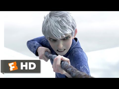 Rise of the Guardians (2012) - Sentenced to Solitude Scene (6/10) | Movieclips