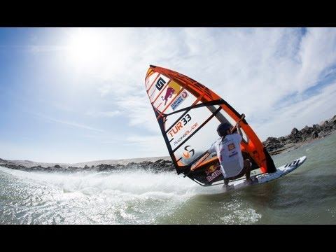 Red Bull Windsurfing Speed Record Attempt – Lena Erdil 2012