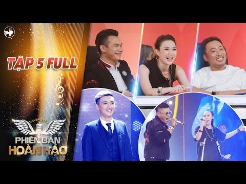 Phiên bản hoàn hảo | tập 5 full hd: Mỹ Tâm, Khắc Việt cực thích thú với ban nhạc rock hát cải lương - Thời lượng: 1:00:56.