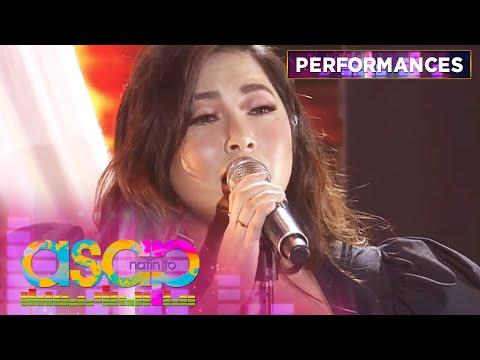 Moira will break your hearts with her 'Paubaya' performance | ASAP Natin 'To