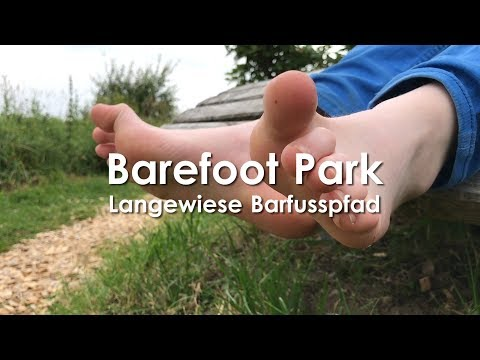 Barefoot Park Trail in Germany -