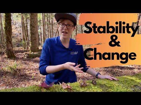 Weekly Wonder, Season 1, Episode 6- Stability and Change