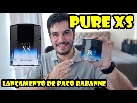 Resenha PURE XS - O perfume sensual de Paco Rabanne