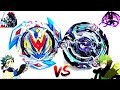 ANIME:Winning Vayrie 12Vl vs Kreis Satan 2GLp -Valt vs Sisco-Beyblade Burst Super Z Battle超13