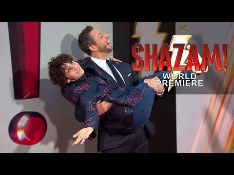 'Shazam!' Premiere