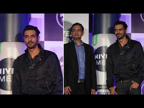 Arjun Rampal launches Unique Men Body Deodizer