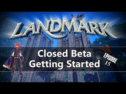 EverQuest Next Landmark: Closed Beta – Getting Started
