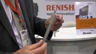 Interview with Mark Kirby, Renishaw Canada's Additive Manufacturing Manager, at the Canadian Manufacturing Technology...