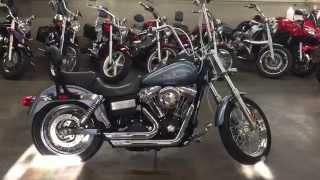 10. 2007 Harley Davidson Dyna Street Bob