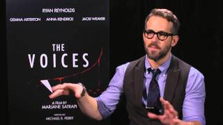 Nonton Ryan Reynolds Interview    The Voices Film Subtitle Indonesia Streaming Movie Download