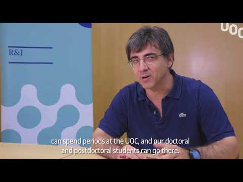 UOC R&I Talk with the researcher of the UOC Distributed Parallel and Collaborative Systems - Internet Computing & Systems Optimization research group