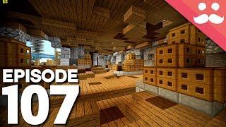 Hermitcraft 5: Episode 107 - Underground MARKET!
