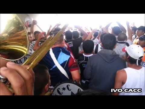 CENTRAL CÓRDOBA ASCENSO Y FIESTA EN SAN JUAN - ENTRADA DE LA BARRA DEL OESTE - La Barra del Oeste - Central Córdoba