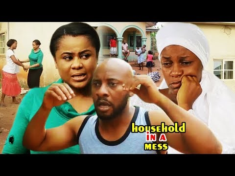 Household In A mess Season 1 - 2018 Movie | Latest Nigerian Nollywood Movie Full HD