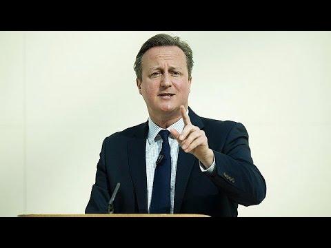 «Με Brexit κινδυνεύει η ειρήνη στην Ευρώπη», προειδοποιεί ο Ντ. Κάμερον