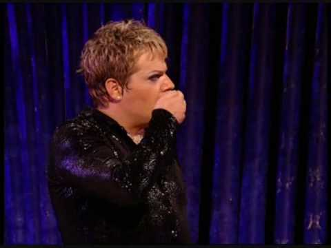 Happy birthday Eddie Izzard - The HILARIOUS