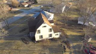 Mount Pleasant (IA) United States  City pictures : Drone flight Around Mt. Pleasant IA