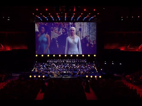 FMF 2015: International TV Series Gala: Game Of Thrones, Ramin Djawadi