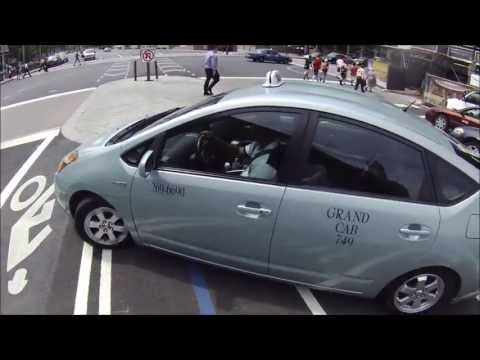 U-Turning Cabbie on Pennsylvania Avenue Gets Busted_Car videos