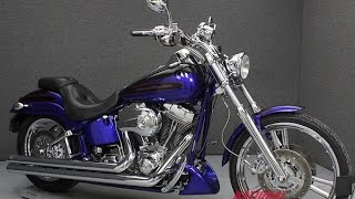 4. 2004  HARLEY DAVIDSON  FXSTDSE2 SCREAMIN EAGLE SOFTAIL DEUCE - National Powersports Distributors