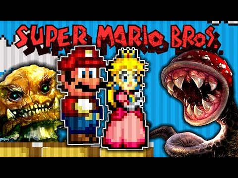 SCARIEST SUPER MARIO.EXE GAME EVER MADE 2017