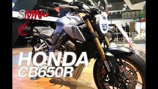8. Honda CB650R 2019 - EICMA 2018 [FULLHD]