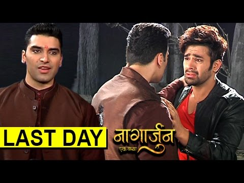 Nikitin Dheer LAST DAY On Shoot | Naagarjuna