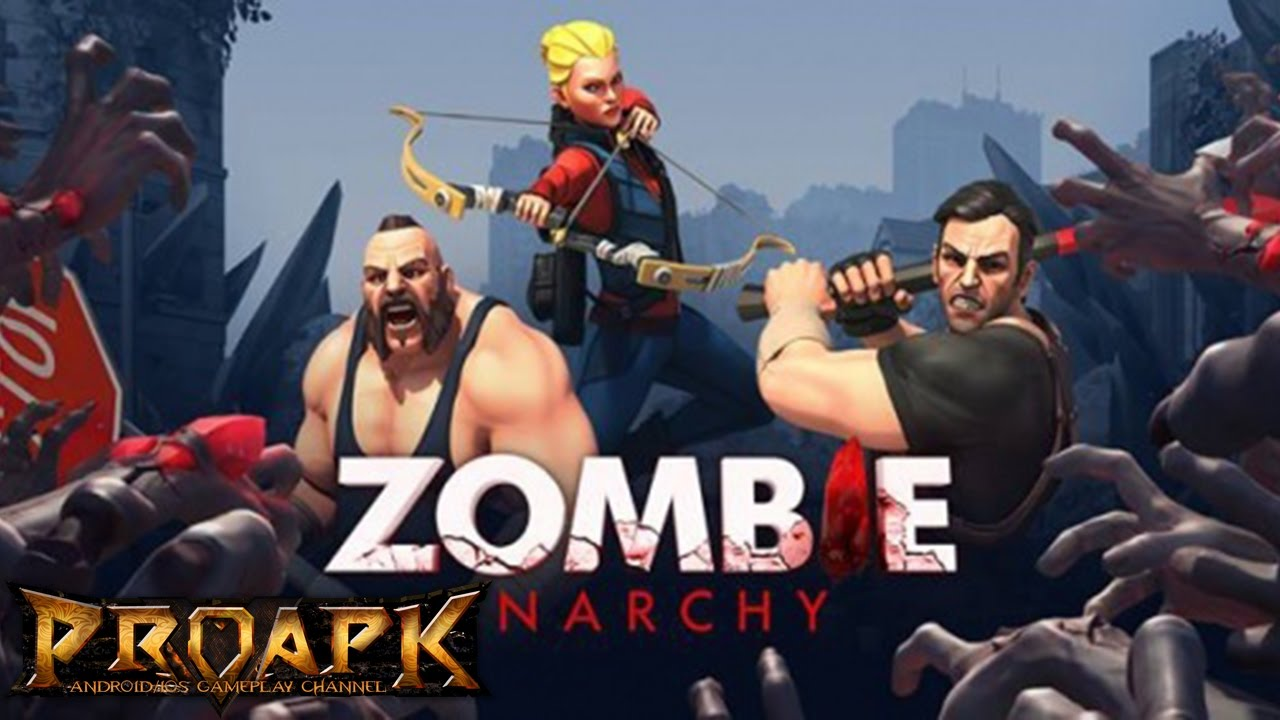 Zombie Anarchy ™