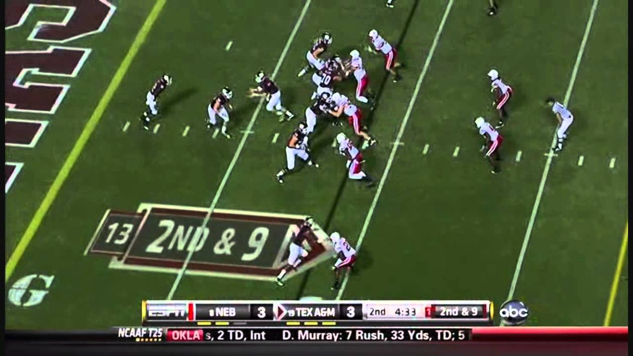 Cameron Meredith vs Texas A&M 2010 vs  ()
