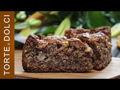 torta di mele e cioccolata ricetta facile e golosa.