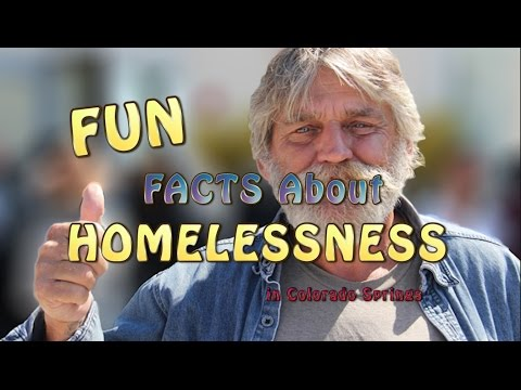 Fun Facts About Homelessness in Colorado Springs