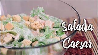 Experimente - Salada Caesar