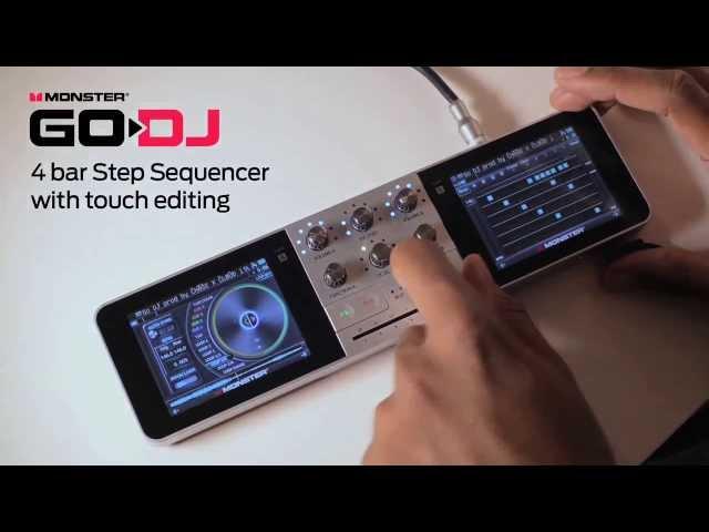 Monster GO-DJ Demo 1