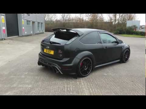 ford focus rs500 - potenza pura!