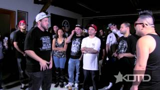 KOTD Prove Yoself | Mechanix vs. Menstral Cycle