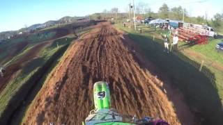 6. First Motocross Race on the KX85 2 Stroke!