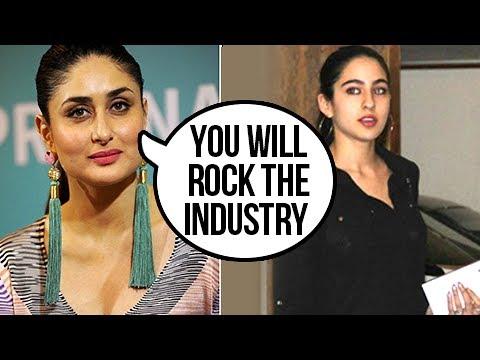 Kareena Kapoor AWESOME WORDS On Sara Ali Khan's Bo